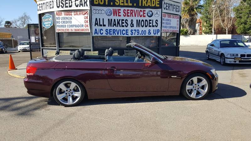 Bmw Series I Dr Convertible In North Hills CA Shick - 2008 bmw 3 series 335i convertible