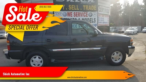 2003 GMC Yukon for sale in North Hills, CA