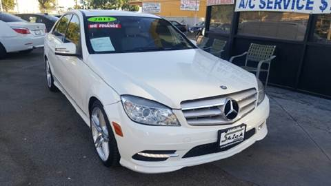 2011 Mercedes-Benz C-Class for sale at Shick Automotive Inc in North Hills CA