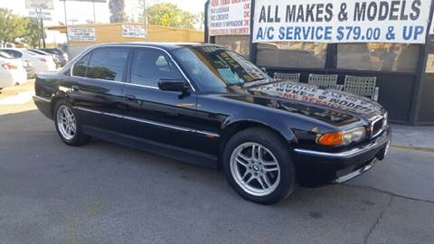 2000 BMW 7 Series for sale in North Hills, CA