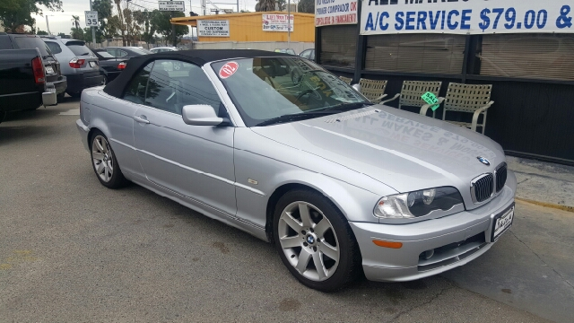 2002 Bmw 3 Series 325Ci 2dr Convertible In North Hills CA  Shick