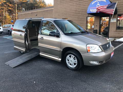 2005 Ford Freestar for sale in Hudson, NH