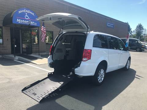 2019 Dodge Grand Caravan for sale in Hudson, NH