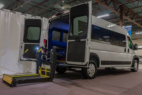 2019 RAM ProMaster Window for sale in Hudson, NH