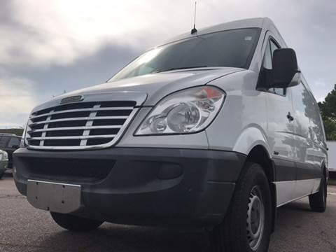 2012 Freightliner Sprinter 2500 for sale at TOWNE AUTO BROKERS in Virginia Beach VA