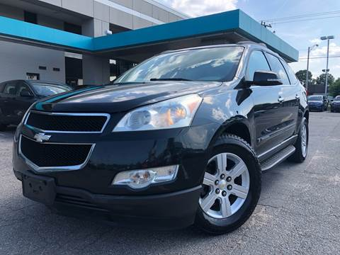 2009 Chevrolet Traverse for sale at TOWNE AUTO BROKERS in Virginia Beach VA