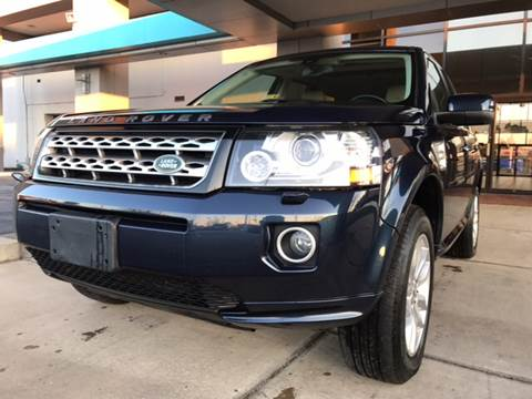 2013 Land Rover LR2 for sale at TOWNE AUTO BROKERS in Virginia Beach VA