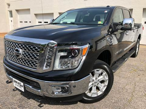2016 Nissan Titan XD for sale at TOWNE AUTO BROKERS in Virginia Beach VA