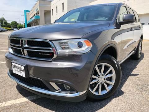 2016 Dodge Durango for sale at TOWNE AUTO BROKERS in Virginia Beach VA