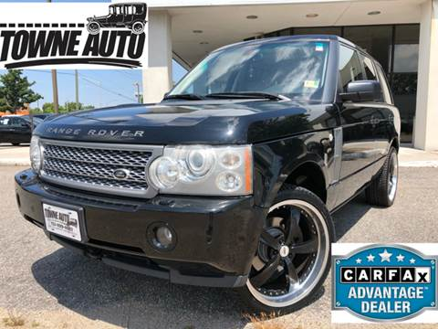 2006 Land Rover Range Rover for sale at TOWNE AUTO BROKERS in Virginia Beach VA