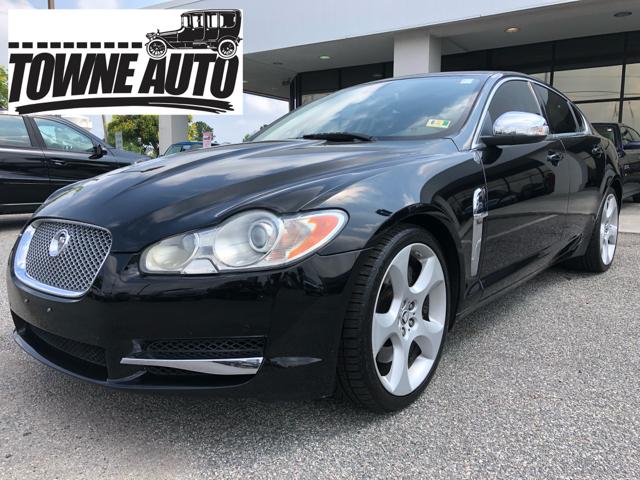 2009 Jaguar XF for sale at TOWNE AUTO BROKERS in Virginia Beach VA
