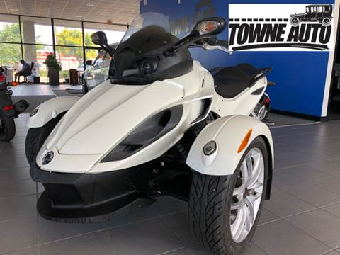 2014 Can-Am SPYDER RS for sale at TOWNE AUTO BROKERS in Virginia Beach VA