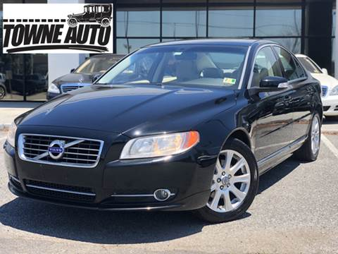 2011 Volvo S80 for sale at TOWNE AUTO BROKERS in Virginia Beach VA
