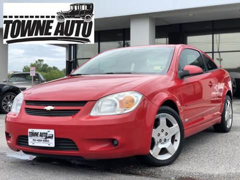 2006 Chevrolet Cobalt for sale at TOWNE AUTO BROKERS in Virginia Beach VA