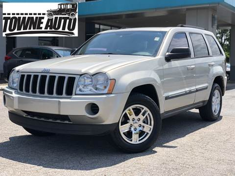 2007 Jeep Grand Cherokee for sale at TOWNE AUTO BROKERS in Virginia Beach VA