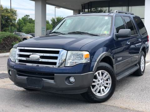 2007 Ford Expedition for sale at TOWNE AUTO BROKERS in Virginia Beach VA