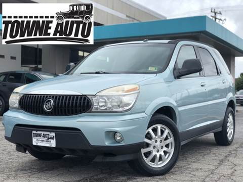 2006 Buick Rendezvous for sale at TOWNE AUTO BROKERS in Virginia Beach VA