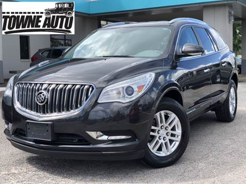 2013 Buick Enclave for sale at TOWNE AUTO BROKERS in Virginia Beach VA