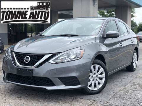2016 Nissan Sentra for sale at TOWNE AUTO BROKERS in Virginia Beach VA