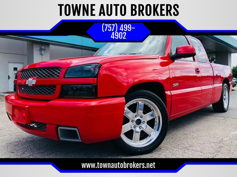 Terrific 2003 Chevrolet Silverado 1500 Ss Awd 4Dr Extended Cab Sb In Caraccident5 Cool Chair Designs And Ideas Caraccident5Info