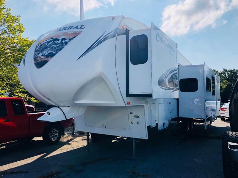 2013 Forest River CHAPARRAL for sale at TOWNE AUTO BROKERS in Virginia Beach VA