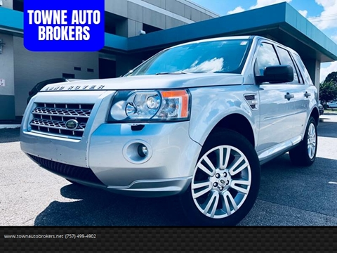 2010 Land Rover LR2 for sale at TOWNE AUTO BROKERS in Virginia Beach VA