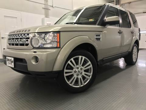 2011 Land Rover LR4 for sale at TOWNE AUTO BROKERS in Virginia Beach VA