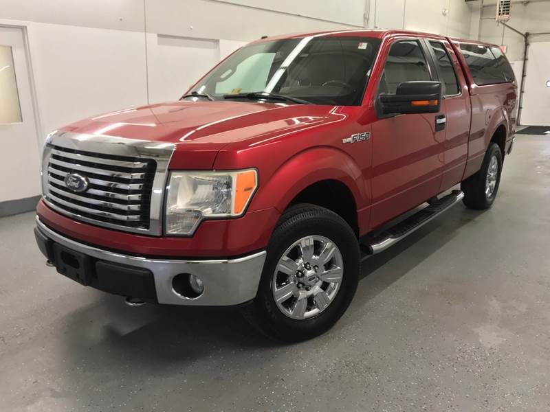 2010 ford f150 xlt supercab 4x4 accessories