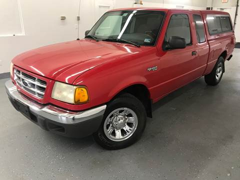 2002 Ford Ranger for sale at TOWNE AUTO BROKERS in Virginia Beach VA