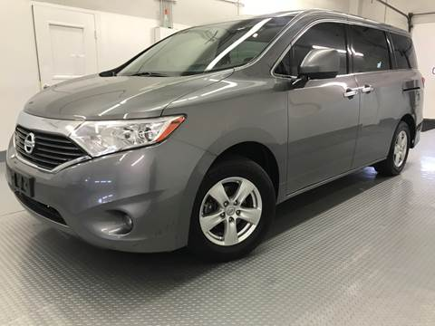 2015 Nissan Quest for sale at TOWNE AUTO BROKERS in Virginia Beach VA