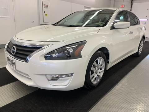 2014 Nissan Altima for sale at TOWNE AUTO BROKERS in Virginia Beach VA