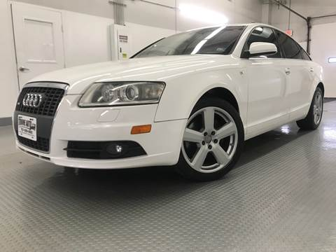 2008 Audi A6 for sale at TOWNE AUTO BROKERS in Virginia Beach VA
