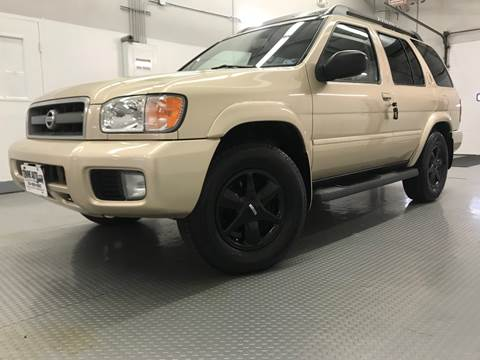 2002 Nissan Pathfinder for sale at TOWNE AUTO BROKERS in Virginia Beach VA