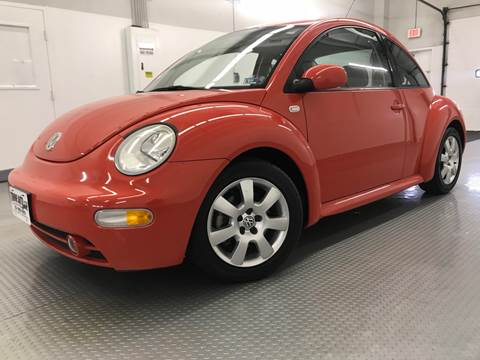 2003 Volkswagen New Beetle for sale at TOWNE AUTO BROKERS in Virginia Beach VA