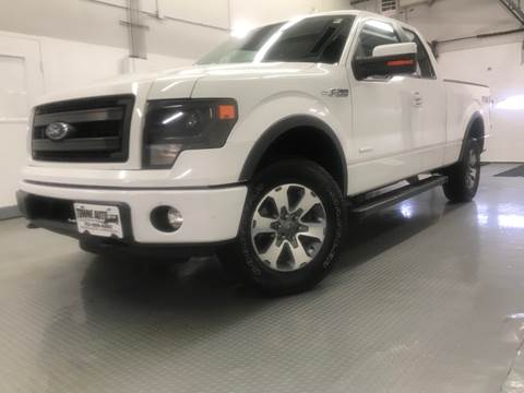 2013 Ford F-150 for sale at TOWNE AUTO BROKERS in Virginia Beach VA