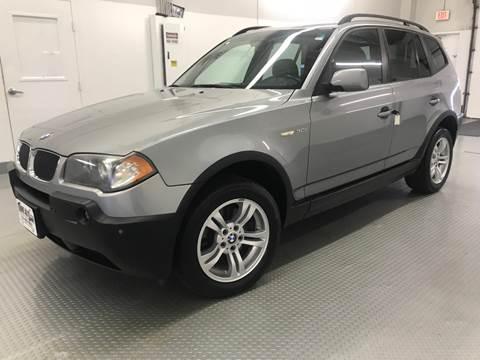 2005 BMW X3 for sale at TOWNE AUTO BROKERS in Virginia Beach VA