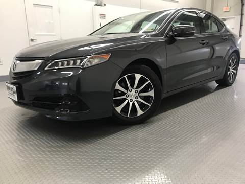 2015 Acura TLX for sale at TOWNE AUTO BROKERS in Virginia Beach VA
