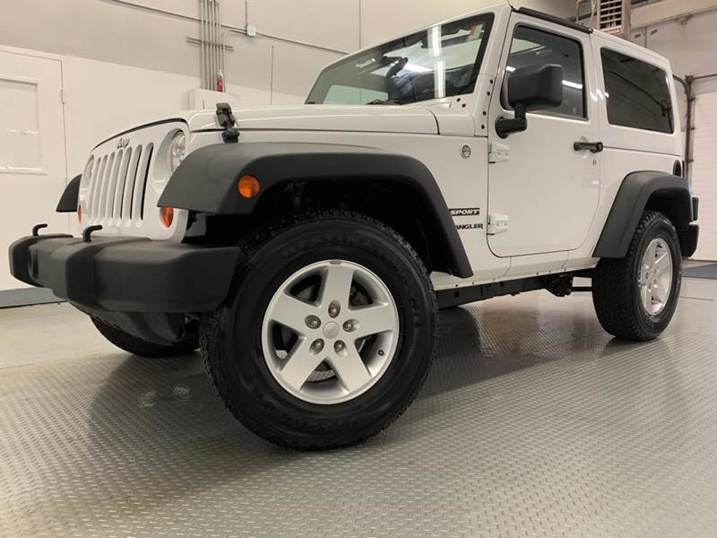 2013 Jeep Wrangler for sale at TOWNE AUTO BROKERS in Virginia Beach VA