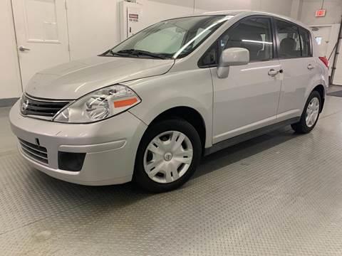 2012 Nissan Versa for sale at TOWNE AUTO BROKERS in Virginia Beach VA