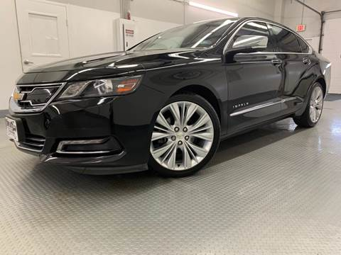 2015 Chevrolet Impala for sale at TOWNE AUTO BROKERS in Virginia Beach VA