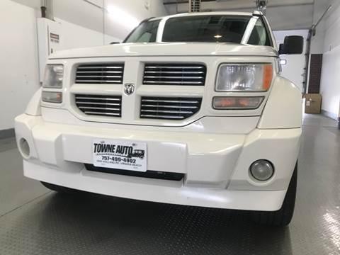 2007 Dodge Nitro for sale at TOWNE AUTO BROKERS in Virginia Beach VA