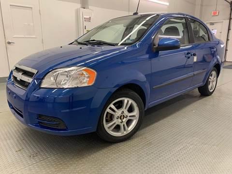 2010 Chevrolet Aveo for sale at TOWNE AUTO BROKERS in Virginia Beach VA