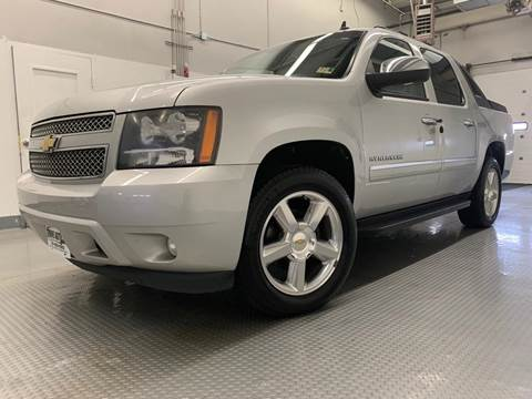 2011 Chevrolet Avalanche for sale at TOWNE AUTO BROKERS in Virginia Beach VA