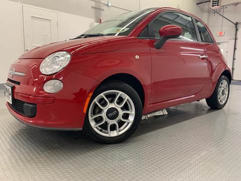 2012 FIAT 500 for sale at TOWNE AUTO BROKERS in Virginia Beach VA