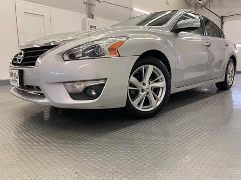 2013 Nissan Altima for sale at TOWNE AUTO BROKERS in Virginia Beach VA