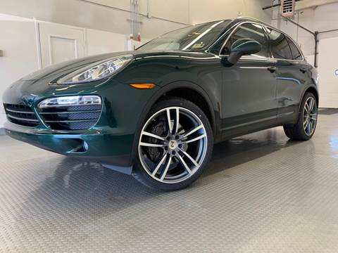 2012 Porsche Cayenne for sale at TOWNE AUTO BROKERS in Virginia Beach VA