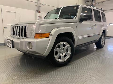 2006 Jeep Commander for sale at TOWNE AUTO BROKERS in Virginia Beach VA