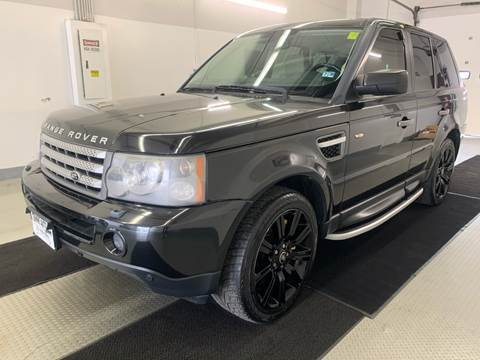 2009 Land Rover Range Rover Sport for sale at TOWNE AUTO BROKERS in Virginia Beach VA