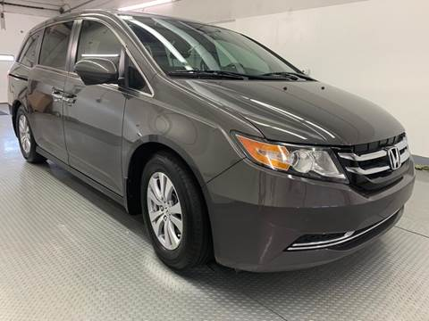 2015 Honda Odyssey for sale at TOWNE AUTO BROKERS in Virginia Beach VA