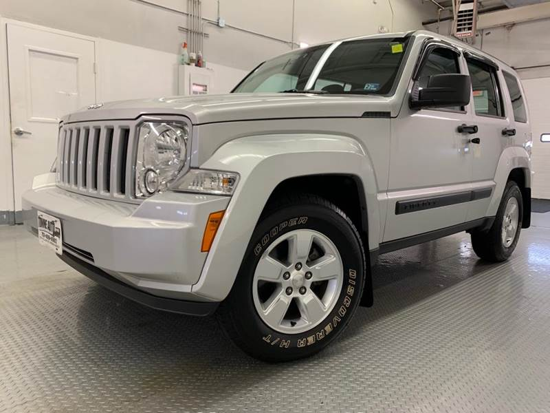 2012 Jeep Liberty for sale at TOWNE AUTO BROKERS in Virginia Beach VA